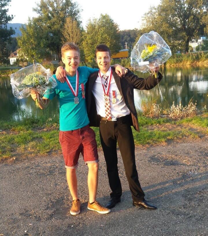 Jungpontonier Schweizermeisterschaft 2014 in Schönenwerd – Gösgen